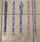 Disney's Frozen Character Lanyard for Pin Trading inc. Waterproof Holder