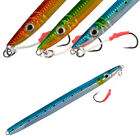 CABO Rocket Pencil 240mm Saltwater Vertical Knife Butterfly Jig Fishing Lure
