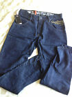 MEN'S TG DNM SERIES INDUSTRY TAPERED RELAXED JEANS VARIOUS SIZES BRAND NEW