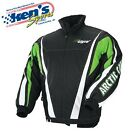 ARCTIC CAT Men's Lime/Black EL TIGRE Snowmobile Jacket 5240-77_