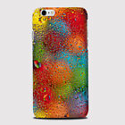 Colourful Water Droplets Phone Case Cover