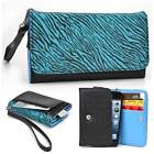 Safari Pattern Protective Wallet Case Clutch Cover for Smart-Phones SFESAMMT-4