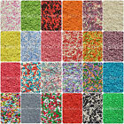 EDIBLE SUGAR STRANDS JIMMIES 25g to 500g Bulk Cupcake Sprinkles Cake Decoration