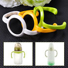 Baby Toddler Easy Grip Handle Holder Trainer for Standard Mouth Feeding Bottle