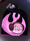 Angry Birds Star Wars Girls Youth Beanie Princess Leia One Size NWT