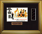 BOND 007  You Only Live Twice   Sean Connery  FRAMED MOVIE FILMCELLS