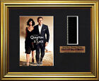 BOND 007  Quantum of Solace    Daniel Craig  FRAMED MOVIE FILMCELLS