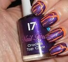 BOOTS NO 17 CRACKLE TOP COAT NEW VARIOUS LISTING