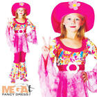Hippy Diva Kids Girls Fancy Dress Hippie Childs 70s 1960s Childs Kid Costume New