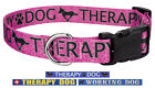 Country Brook Design® Deluxe Dog Collar - Service and Warning Collection