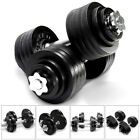 Yes4all Adjustable Dumbbells Set Gym Cap Plate 40, 50, 52.5, 60, 105 to 200 lbs