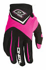 O'Neal Womens & Youth Pink/Black Element Dirt Bike Gloves MX ATV 2016