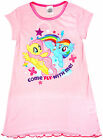 Girls My Little Pony Come Fly MLP Rainbow Dash Nightdress Nightie 2 to 8 Years
