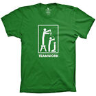 Teamwork shirt St Patricks Day Irish tee College drinking tshirt