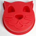 Silicone Cat/Dog Shaped Cake Mould Baking Decoration Home Oven Cooking