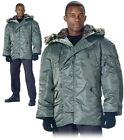 ROTHCO Sage Green N-3B Cold Weather Snorkel Parka Jacket Coat S To 5X
