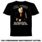 Mr Wolf Pulp Fiction Pretty Please  T Shirt
