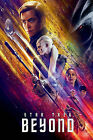 STAR TREK BEYOND POSTER 8 (VARIOUS SIZE'S) + FREE SURPRISE A3 POSTER - SC-FI on eBay