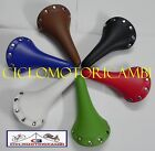 SELLE COLORATE FIXED UOMO VINTAGE SINGLE SPEED BICI BICICLETTA CICLO