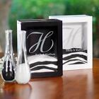 Unity Sand Ceremony Set | Personalized Wedding Shadow Box Set - Black or White