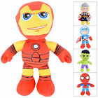 Marvel Character Plush Cuddly Soft Toy 33cm Tall Super Hero For Baby / All Ages