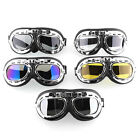 Style Motorcycle Bike Aviator Cruiser Goggles Available mixed Colors cool