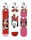 Disney Minnie Mouse  Socks - 3 Colorful Designs