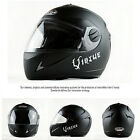 ILM 8 Colors DOT Full Face Dual Visor Motorcycle Helmet + Removable Winter Scarf