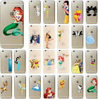 Birthday Gift Disney Fan Art Super Protector Matte Cover Case For iPhone Series