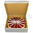 11.5 x 11.5 x 3 INCH CORRUGATED BOX CHOOSE YOUR QUANTITY