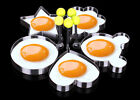 DIY Fried Eggs Tool Pancake Cooking Breakfast Kitchen Tools Stainless New