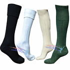Kyпить Mens 65% Wool Blend Traditional Long Hose Kilt Socks USA Seller на еВаy.соm