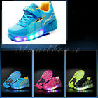 Children Sneakers Heelys Colorful Light Heelys Boy's And Girls' Heelys Fashion