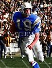 JT97 Lance Alworth Bambi Chargers Football 8x10 11x14 Colorized Photo $4.95 USD on eBay
