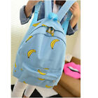 Girl Women Cute Fashion Travel Canvas Backpack Casual Satchel Rucksack Schoolbag