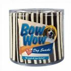 Bow Wow Yum Yum dog treats - tub of 35 chicken, meat or mint