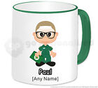 Personalised Gift Male Paramedic Mug Cup Emergency Service Staff Present Idea#11