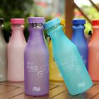 550ML Portable Water Drink Cycling / Climbing Cup Sport Leakproof Water Bottles