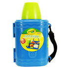 Crayola® Lunch-a-Licious Lunch Box and Drink Cup Combo with Carrying Strap