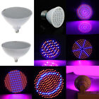 3W 6W 10W 20W 26W 80W E27 LED Plant Grow Light Hydroponic Lamp Indoor Flower Veg
