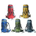 Tactical Outdoor Bag Large Hiking Mountaineering Camping Hunting Backpack ESP