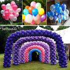 100pcs 10 inch colorful Pearl Latex Thickening Wedding Birthday Party Balloon