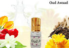 ODUH AWAAD, Traditional Indian Attar Concentrat Perfume Oil Free of Alcohol