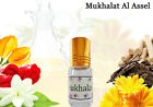 MUKHALAT AL ASSEL Traditional Indian Atar Concentrat Perfume Oil Free of Alcohol
