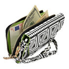 Convertible Aztec Smart-Phone Wallet Case Cover & Evening Clutch MLUC1