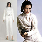 Star Wars A New Hope Princess Leia Jumpsuit Outfit Costume Cosplay Halloween $140.59 CAD