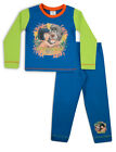 JUNGLE BOOK PYJAMAS BOYS DISNEY COTTON PJS MOWGLI BALOO