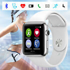 Fashion  IWO Smart Bluetooth Watch Heart Rate Monitor MTK2502C for iOS Android