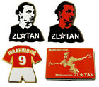 United Badge Selection Ibra United's Zlatan Christmas Birthday Ibrahimovic Gift