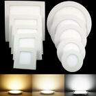 Cree Dimmable LED Recessed Ceiling Panel Down Light 9W 12W 15W 18W 21W AC85-265V